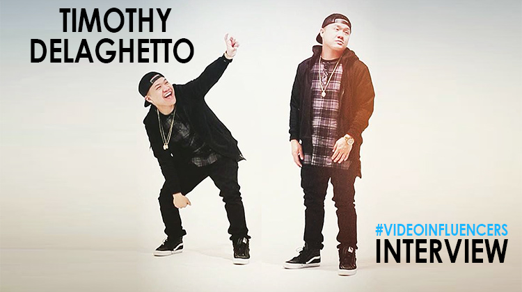 Timothy Delaghetto Interview - Video Influencers